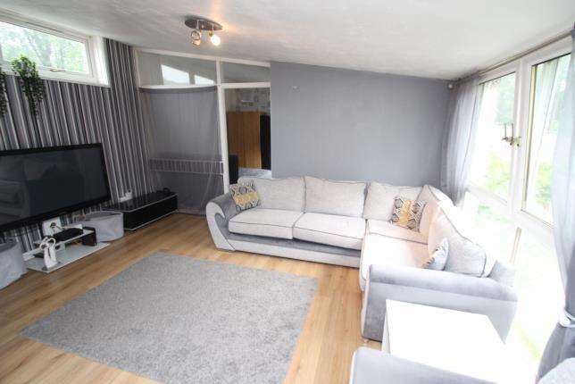 Lounge of Allanfauld Road, Seafar, Cumbernauld, North Lanarkshire G67