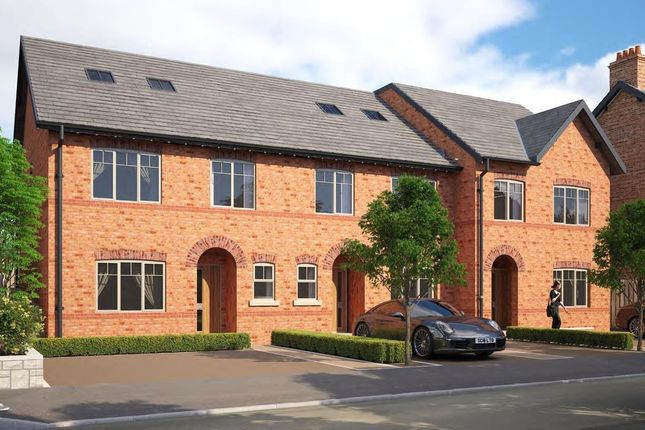 Thumbnail Semi-detached house for sale in South View, Moss Lane, Aderley Edge