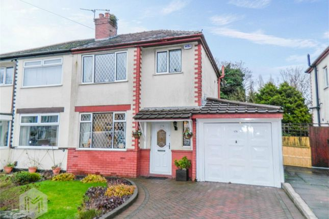 3 bed semi-detached house for sale in Bradford Road, Farnworth, Bolton, Lancashire