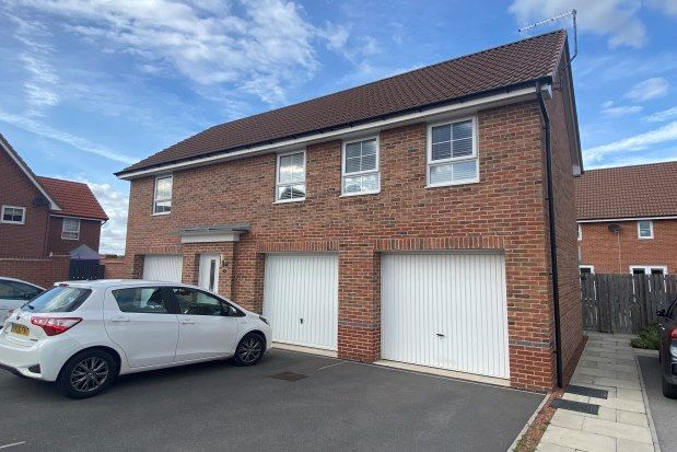 1 bed property to rent in Auckley, Doncaster DN9
