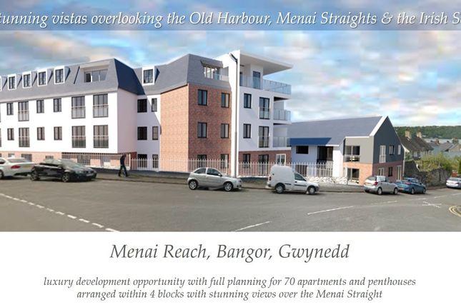 Thumbnail Land for sale in Bangor