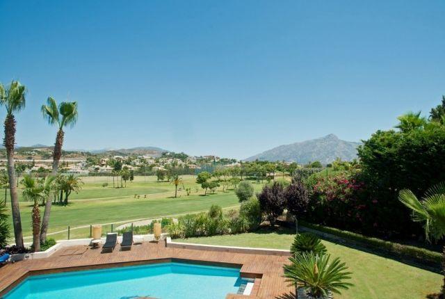 Pool And Golf Views