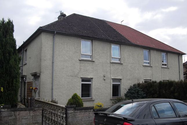 Thumbnail Flat to rent in Balgarvie Crescent, Cupar