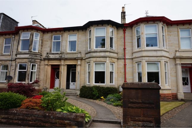 Thumbnail Terraced house for sale in Portland Road, Kilmarnock