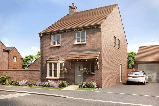 Thumbnail Detached house for sale in Plot 29, Heathcote Grange, Leicester Lane, Great Bowden, Market Harborough