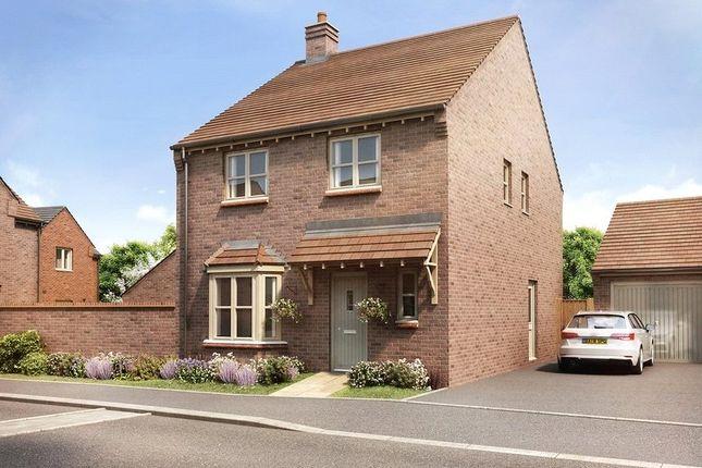 Thumbnail Detached house for sale in Plot 29, Heathcote Grange, Leicester Lane, Great Bowden, Market Harborough