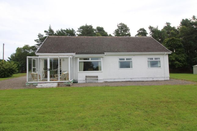 Thumbnail Detached bungalow for sale in Findon, Culbokie