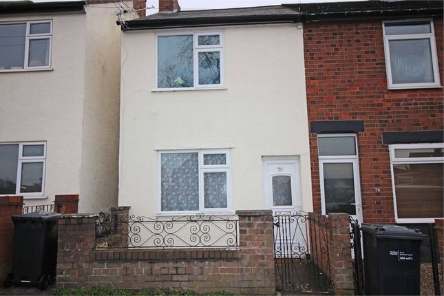 Thumbnail End terrace house for sale in Ludgate, The Leys, Tamworth, Staffordshire