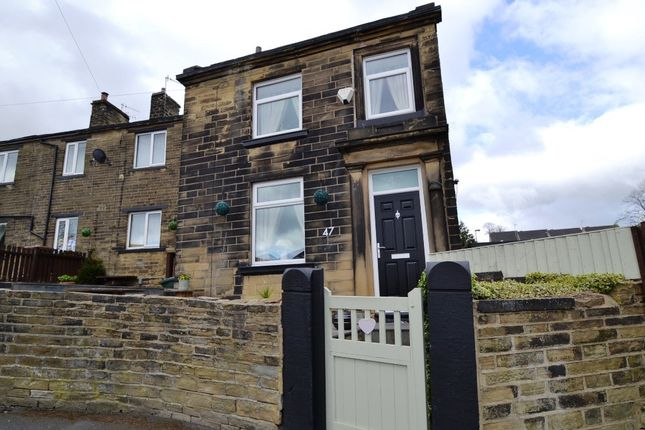 Thumbnail Cottage for sale in Croft Street, Idle, Bradford