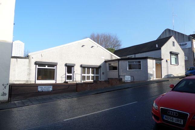 Thumbnail Retail premises for sale in Hallcraig Street, Airdrie