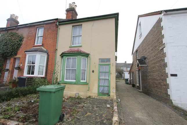 Thumbnail Cottage for sale in Treadwell Road, Epsom