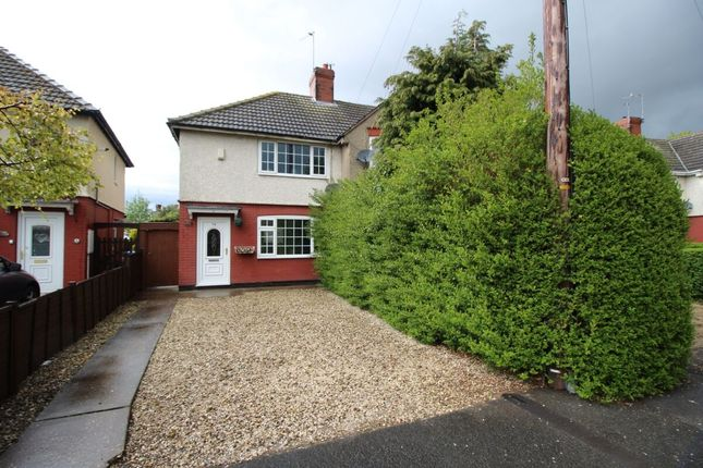 2 bed terraced house for sale in Kingsway, Goole DN14