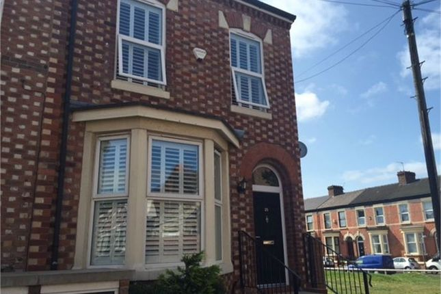 Thumbnail End terrace house to rent in 25 Tancred Road, Liverpool, Merseyside