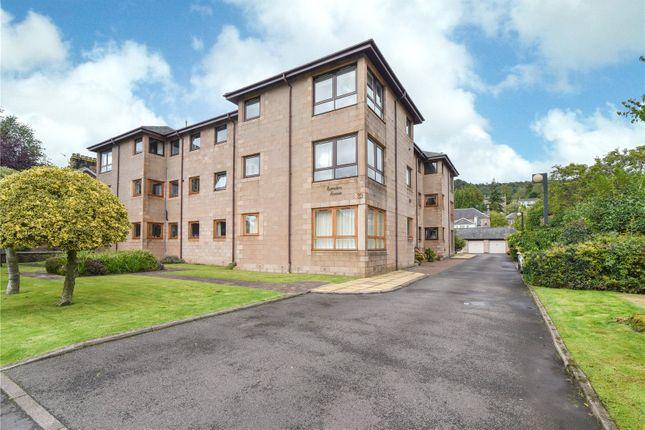Thumbnail Flat for sale in Flat 12, Camden House, Keir Street, Bridge Of Allan, Stirling