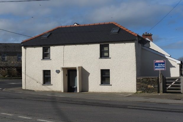 Thumbnail Cottage to rent in Blaenffos, Boncath