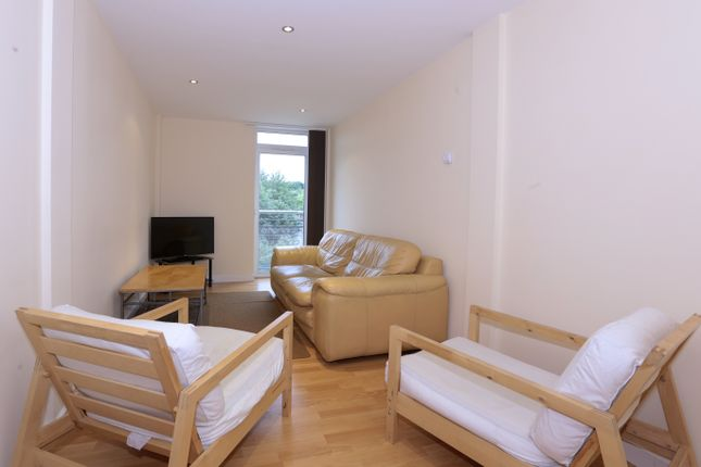 Thumbnail Flat to rent in 33 Montgomery Terrace Road, Sheffield