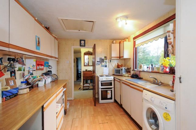 Thumbnail Detached bungalow for sale in Gravel Road, Llanyre, Llandrindod Wells