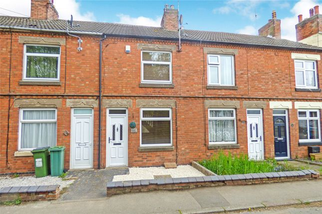 Thumbnail Terraced house for sale in Stanton Road, Sapcote, Leicester, Leicestershire