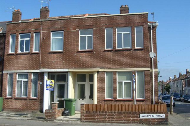 Thumbnail Flat to rent in Laburnam Grove, North End, Portsmouth