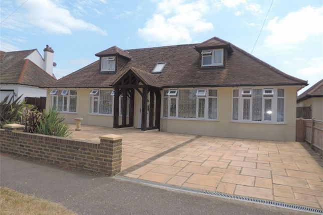 Thumbnail Detached house for sale in Oakleigh Road, Bexhill On Sea, East Sussex