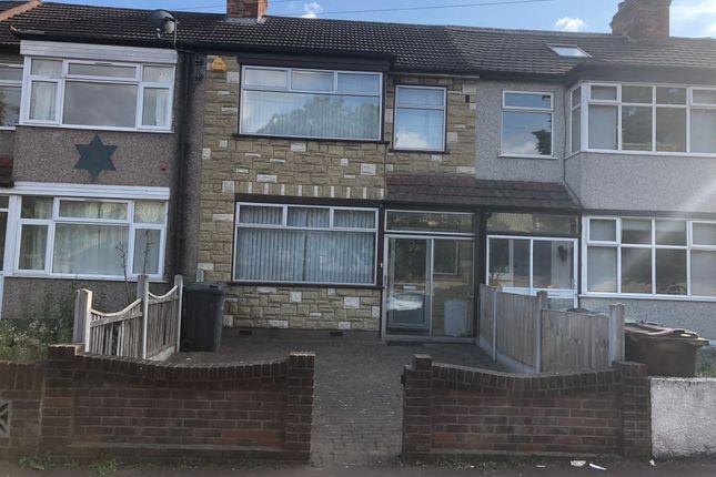 Thumbnail Terraced house to rent in Bull Lane, Dagenham