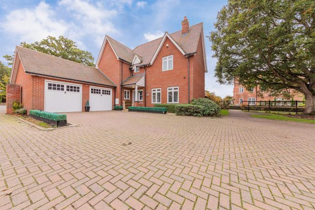 Thumbnail Detached house for sale in Cravenwood Close, Weeley, Clacton-On-Sea