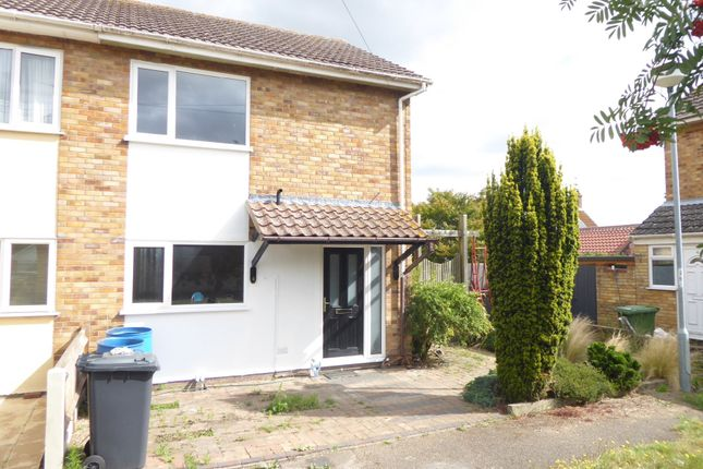 Detached house to rent in St David's Close, Belton