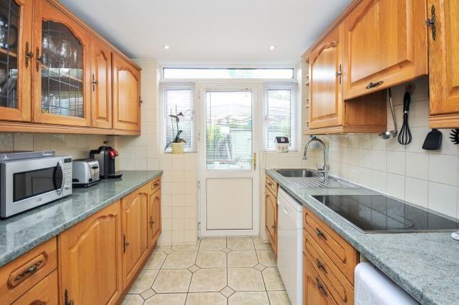 Kitchen of Kent House Road, Sydenham, London, . SE26