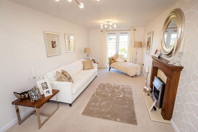 "Thumbnail Detached house for sale in ""Thornbury"" at Kepple Lane, Garstang, Preston"