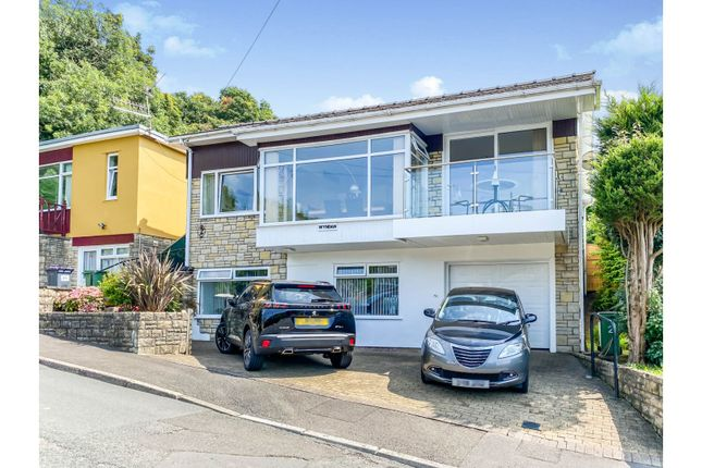 Thumbnail Detached house for sale in Danygraig, Cwmbran