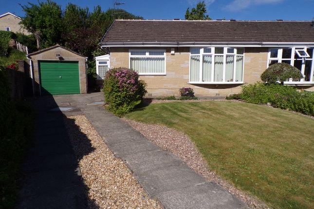 Thumbnail Semi-detached bungalow for sale in Bramble Close, Clayton, Bradford