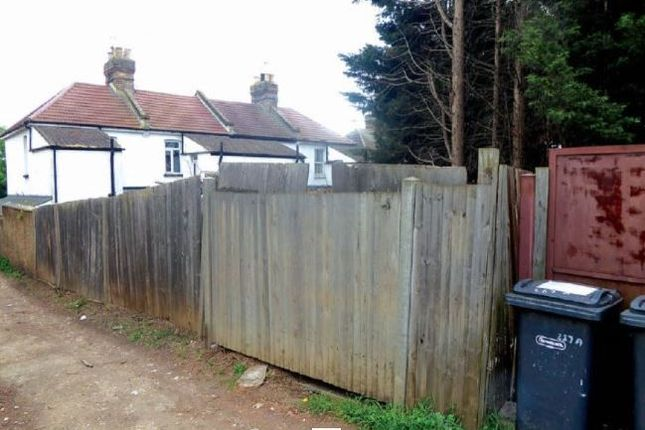 Land To The South West, Of Burnt Oak Broadway, Edgware HA8