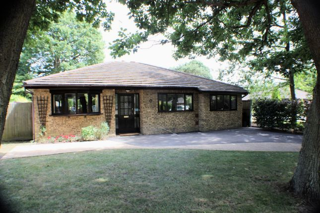 Thumbnail Detached bungalow for sale in Ferndene, Bricket Wood