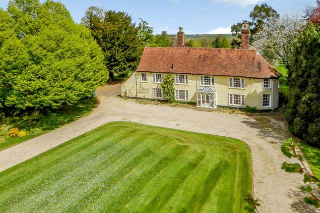 Thumbnail Detached house for sale in Parsonage Lane, Barnston, Dunmow, Essex