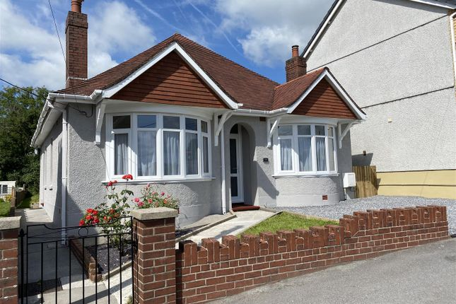 Thumbnail Detached bungalow for sale in Waterloo Road, Capel Hendre, Ammanford