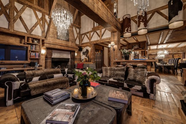 Thumbnail Chalet for sale in Val D'isere, Rhône-Alpes, France