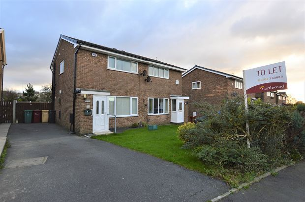 Thumbnail Semi-detached house to rent in Greenbarn Way, Blackrod, Bolton