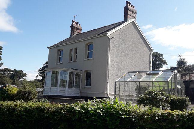 Equestrian property for sale in Llangadog, Carmarthenshire