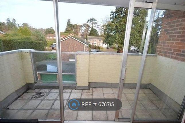 Balcony of Talbot Close, Southampton SO16