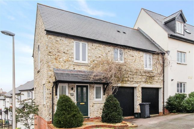 Thumbnail Flat to rent in Flax Meadow Lane, Axminster, Devon