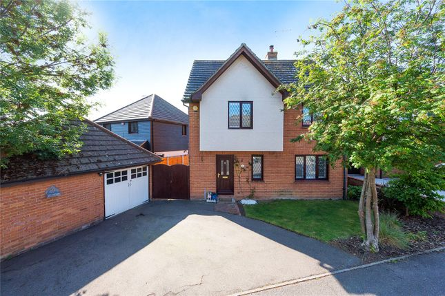 Thumbnail Detached house for sale in Macaulay Road, Langdon Hills, Essex