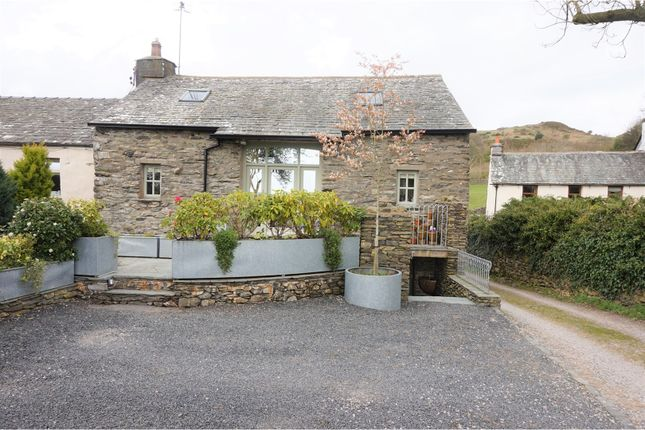 Thumbnail Semi-detached house for sale in Ayside, Grange-Over-Sands