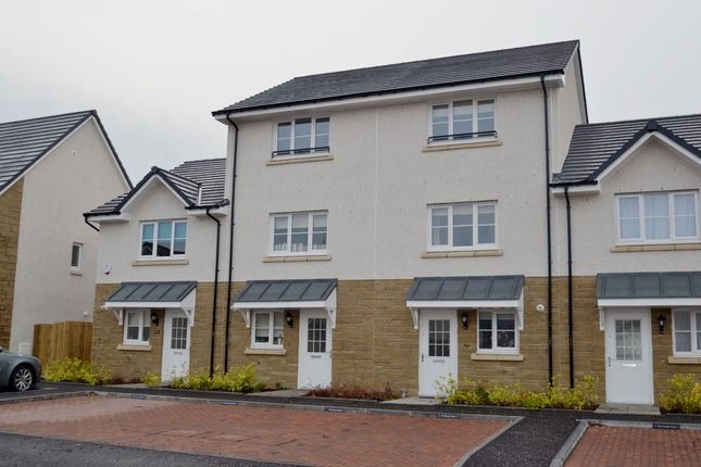 Thumbnail Town house to rent in Dumyat Road, Causewayhead, Stirling