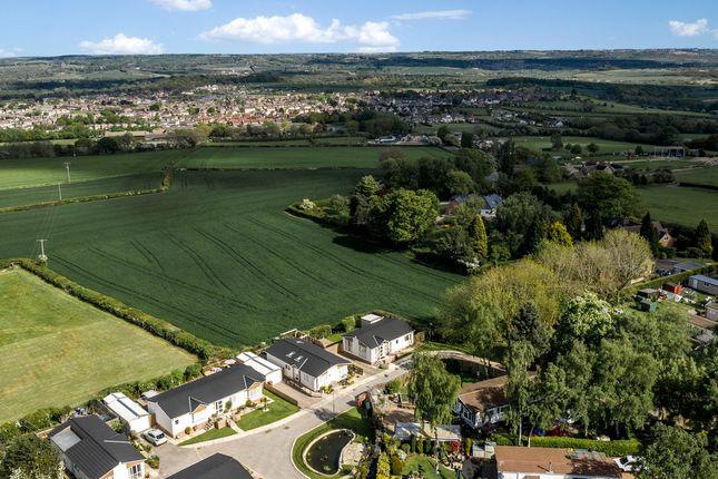 Aerial of Bramley New Park, Marsh Lane, Sheffield S21