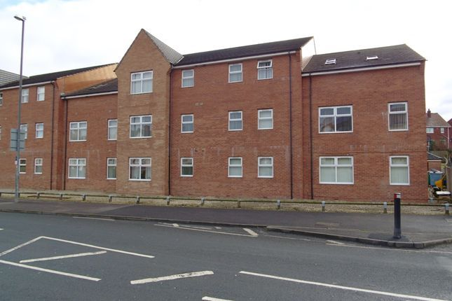 Thumbnail Flat for sale in James Court, Hemsworth