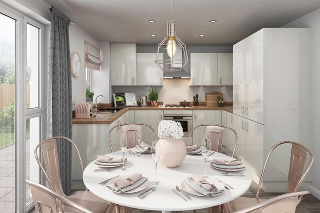 """Thumbnail Detached house for sale in """"Ennerdale"""" at Bird Way, Lawley, Telford"""