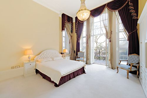 Thumbnail Flat for sale in Albert Hall Mansions, Kensington Gore, London