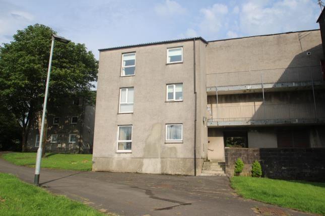 Exterior of Medlar Road, Abronhill, Cumbernauld, North Lanarkshire G67