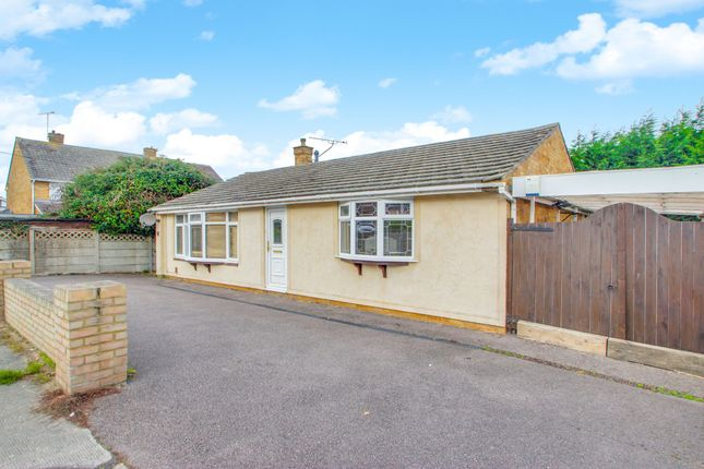 Thumbnail Detached bungalow for sale in Bouldrewood Road, Benfleet