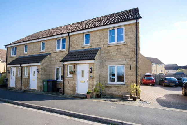 Thumbnail Detached house to rent in Loiret Crescent, Malmesbury